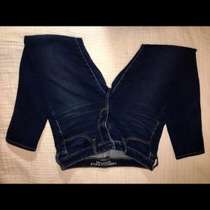 American Eagle Jeggings/Jeans